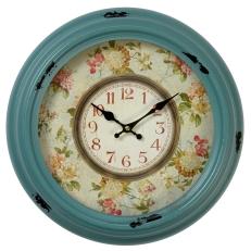 Large floral clock